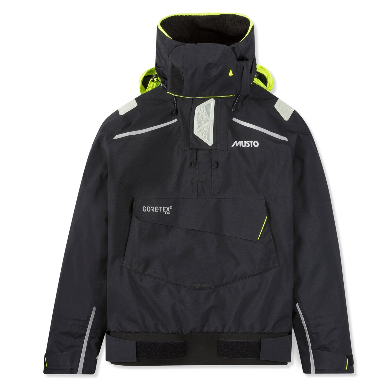 Musto MPX Gore - Tex Pro Offshore Sailing Smock 2018 – ブラック Large  B0797D1LJR