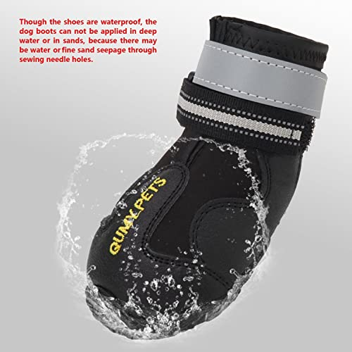 QUMY-Dog-Boots-Waterproof-Shoes-for-Dogs