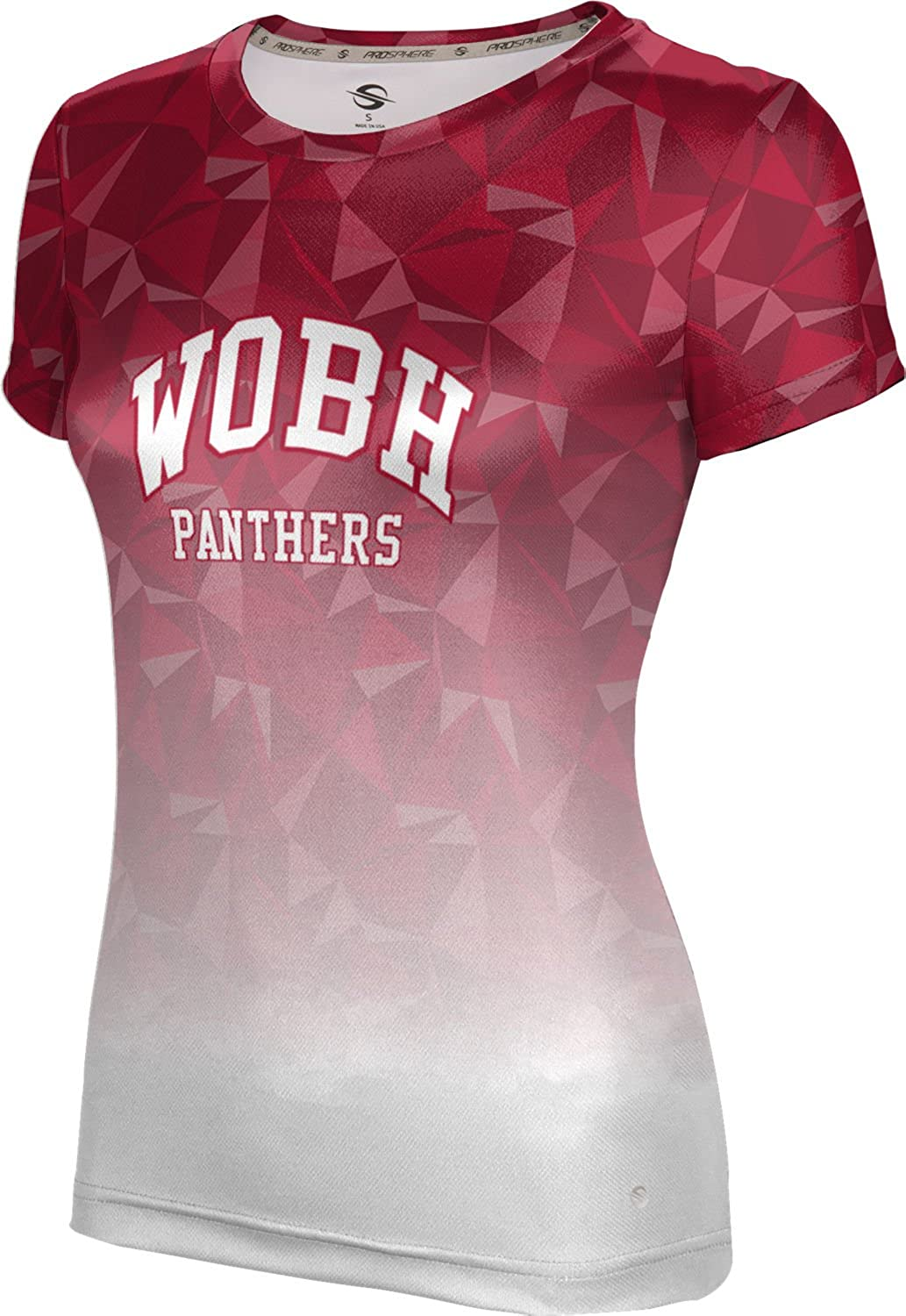 ProSphere Women's W. O Boston (Alumni) High School Maya Tech Tee