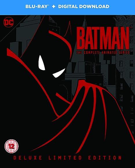 Batman: The Animated Series [Blu Ray] [1992] by Amazon