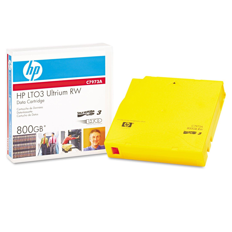 HEWC7973A - HP LTO Ultrium 3 Tape Cartridge
