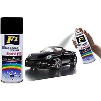 F1 Aerosol Spray Paint (Black Shinning)