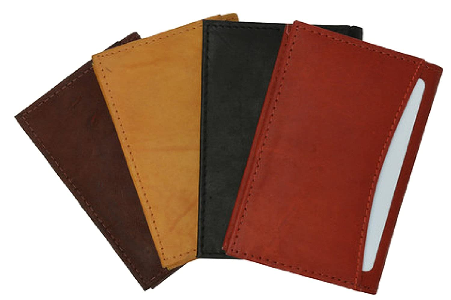 Fine Leather Business Card Holder
