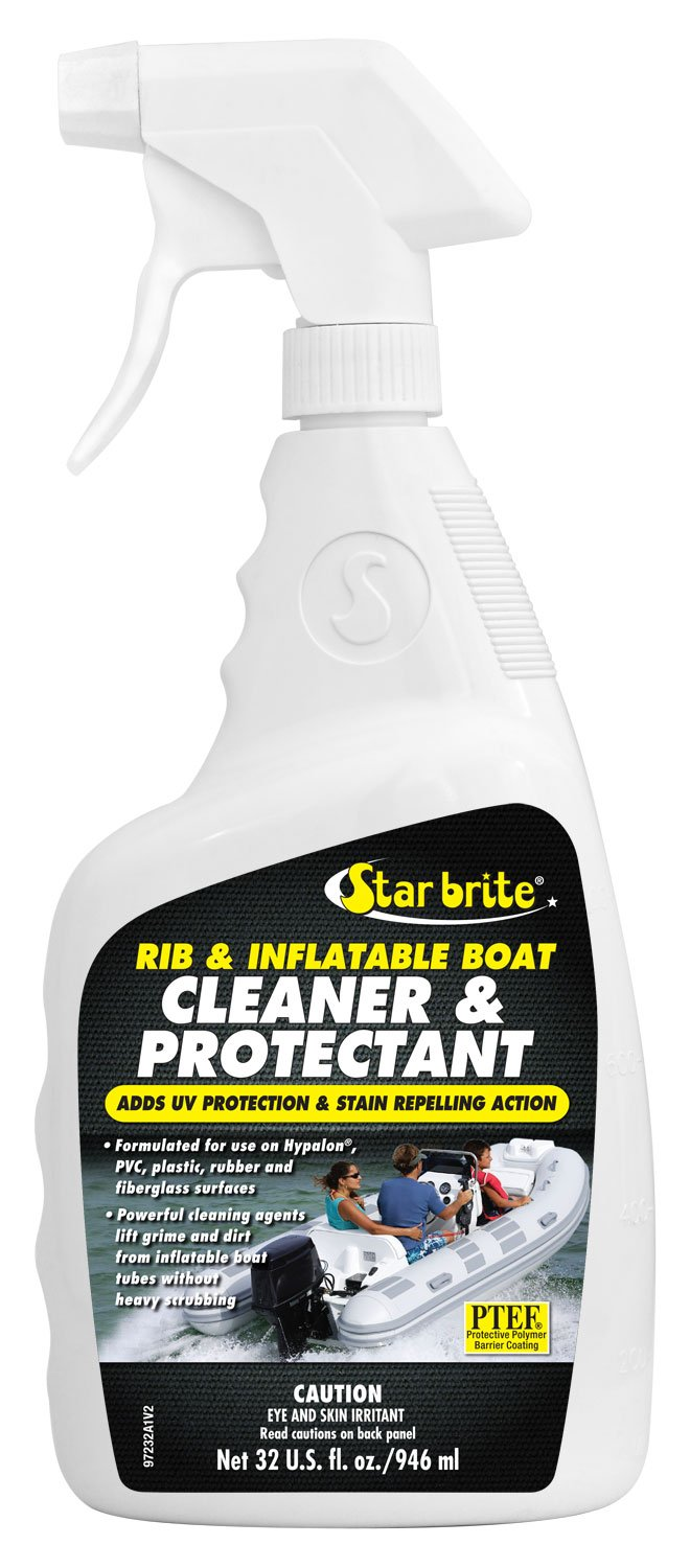 Star Brite Inflatable Boat Cleaner & Protectant - 32 oz  Spray