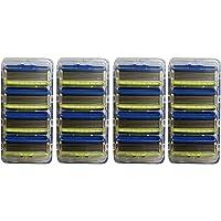 Schick Hydro 5 Sensitive Refill Razor Blade Cartridge - Lot of 16 - Bulk
