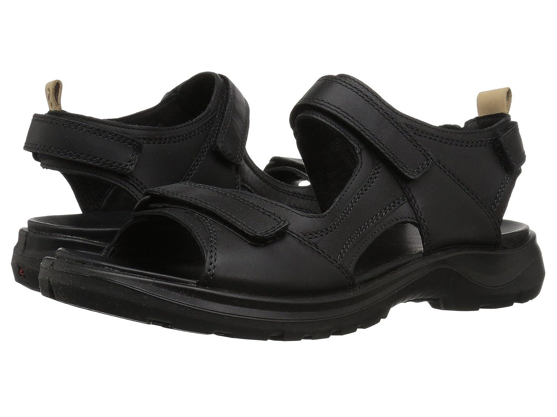 [エコー] レディースゴルフシューズ靴 Premium Offroad [並行輸入品] EU42 (US Women's 11-11.5) (26.5cm) B - Medium Black/Powder B07FW2GBK3