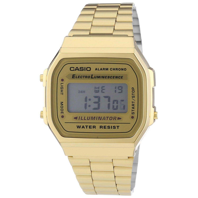 Casio A168WG-9WDF Casio - Reloj Unisex