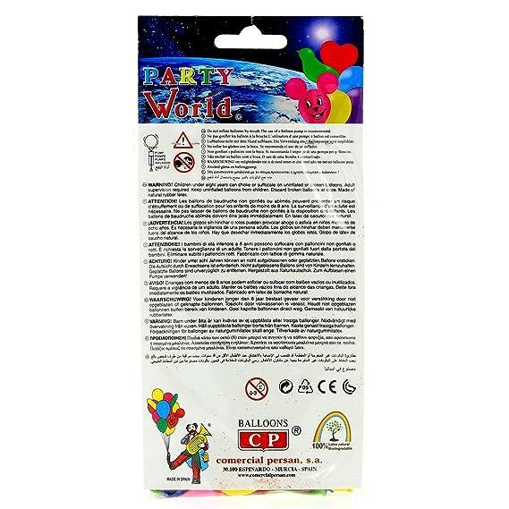 Bolsa de 100 Globos de Agua: Amazon.es: Juguetes y juegos