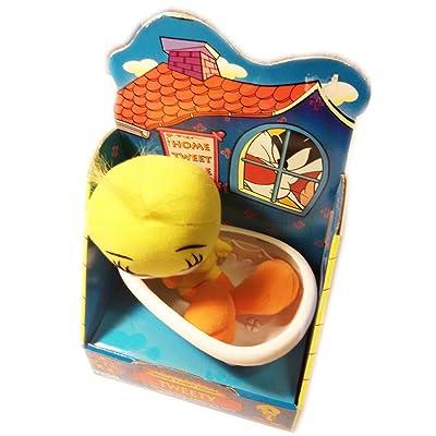 "Looney Tunes - Tweety 9"" Plush: Toys & Games"