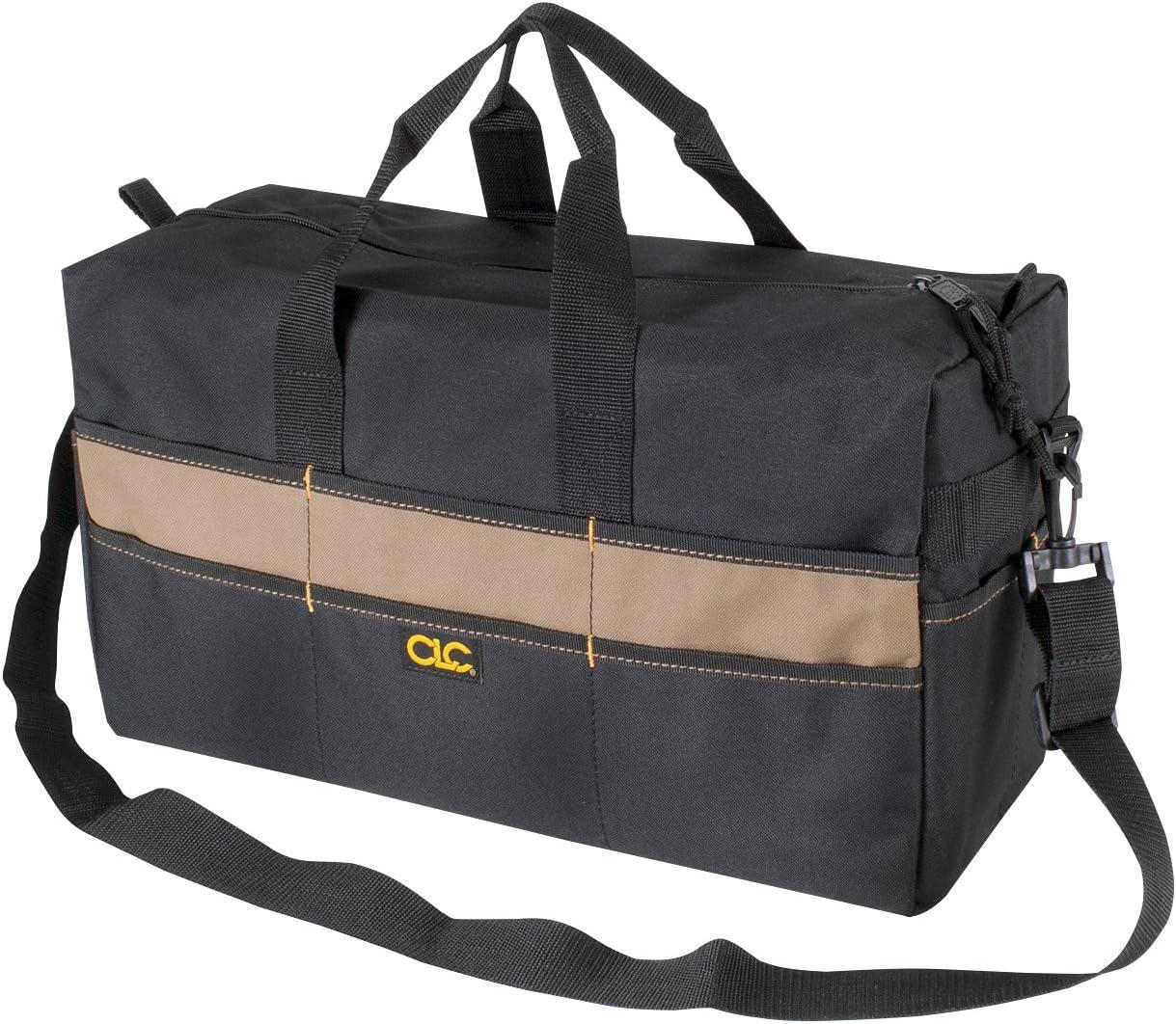 CLC Custom Leathercraft 1113 XL Tote Bag, 17-Pocket