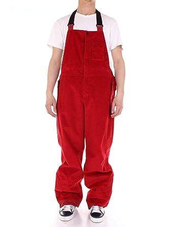 MONCLER 1440035549UJ Traje de Nieve Hombre Rojo S: Amazon.es: Ropa ...