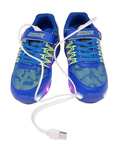 AilesUsb Chaussures Winneg Rechargeable Lumineux Led Avec Baskets UVqSMzp