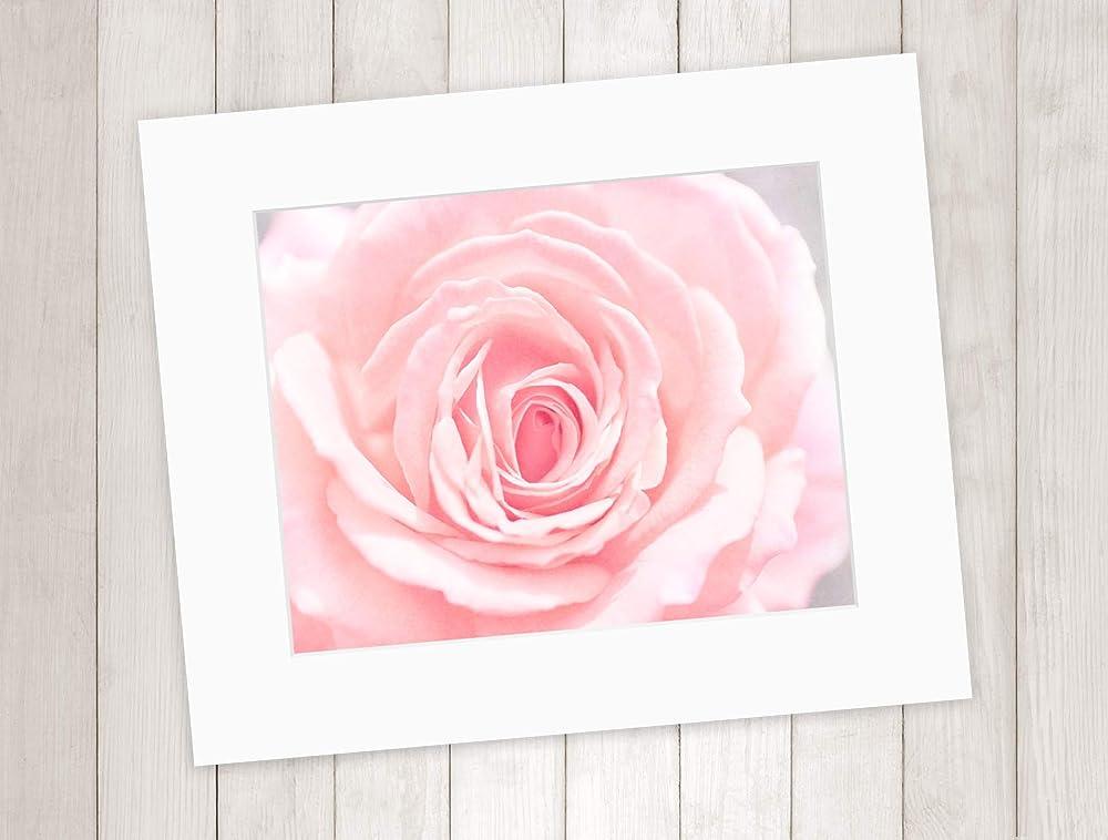 floral print Framed botanical print pink flower photography magnolia wall art framed photography framed wall art oversized wall decor