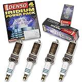 4 pcs Denso Iridium Power Spark Plugs 2006-2013 Mazda 3 2.0L 2.3L
