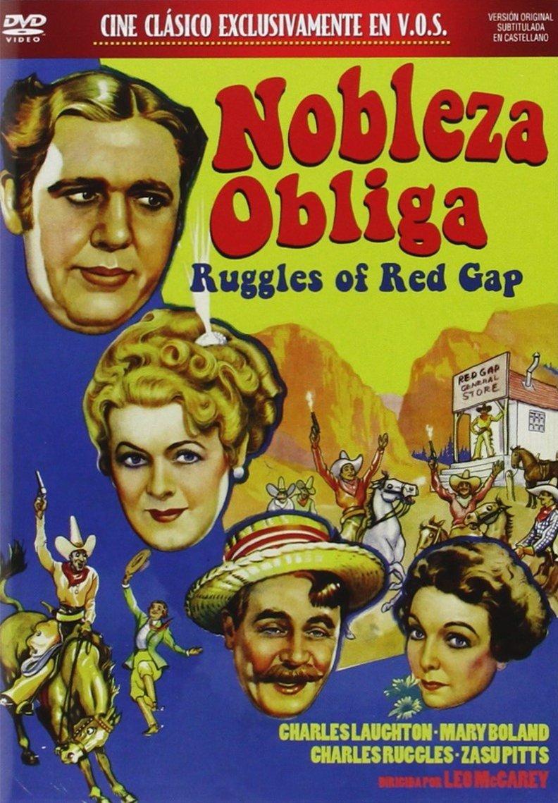 Nobleza Obliga [DVD]