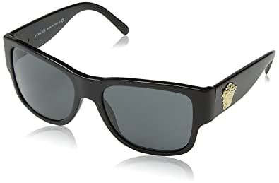 61c7ec425bf5 Image Unavailable. Image not available for. Color  Versace sunglasses  VE4275 GB1 87 Acetate Black - Gold Black