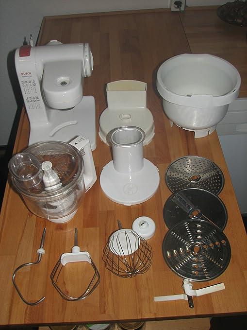 Bosch MUM 4400 Robot de cocina: Amazon.es: Hogar