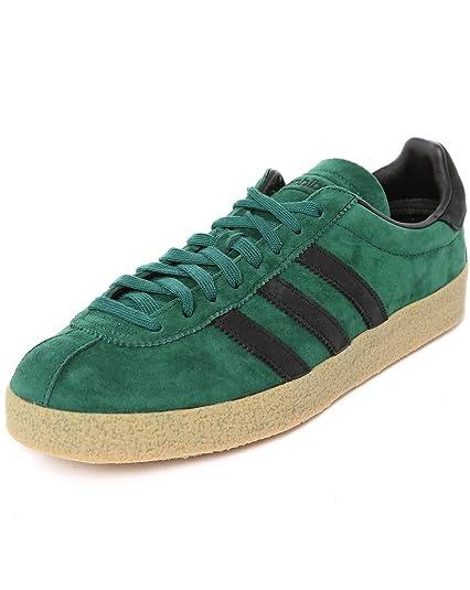 adidas - Zapatillas Deportivas - Hombre - Topanga Verde Suede Zapatillas Deportivas para Hombre: Amazon.es: Zapatos y complementos