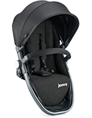 Joovy Qool Second Seat, Black Melange