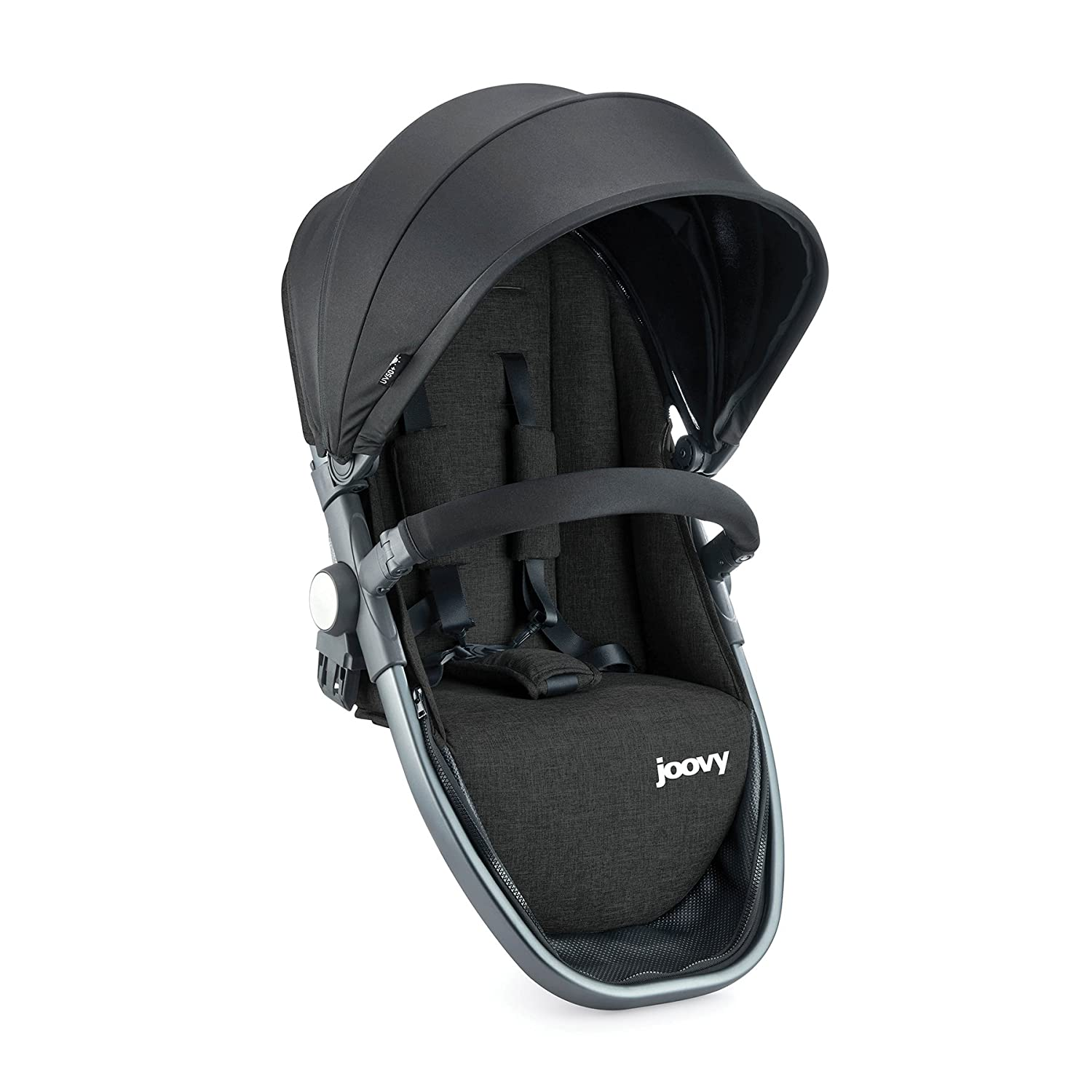 Joovy Qool Second Seat, Black Melange 9077