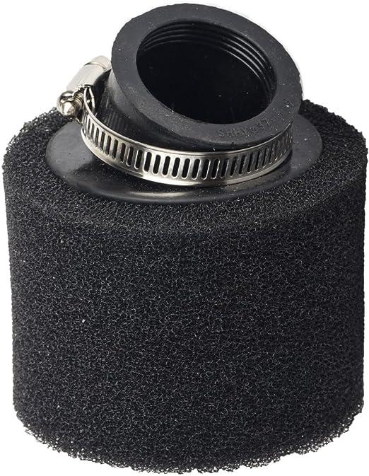 ATV 90/cc motore a 4 tempi 140/cc Doppio filtro daria in schiuma da 38 mm e 45 gradi 125/cc per bici da Dirt Pit Beehive Filter 110/cc