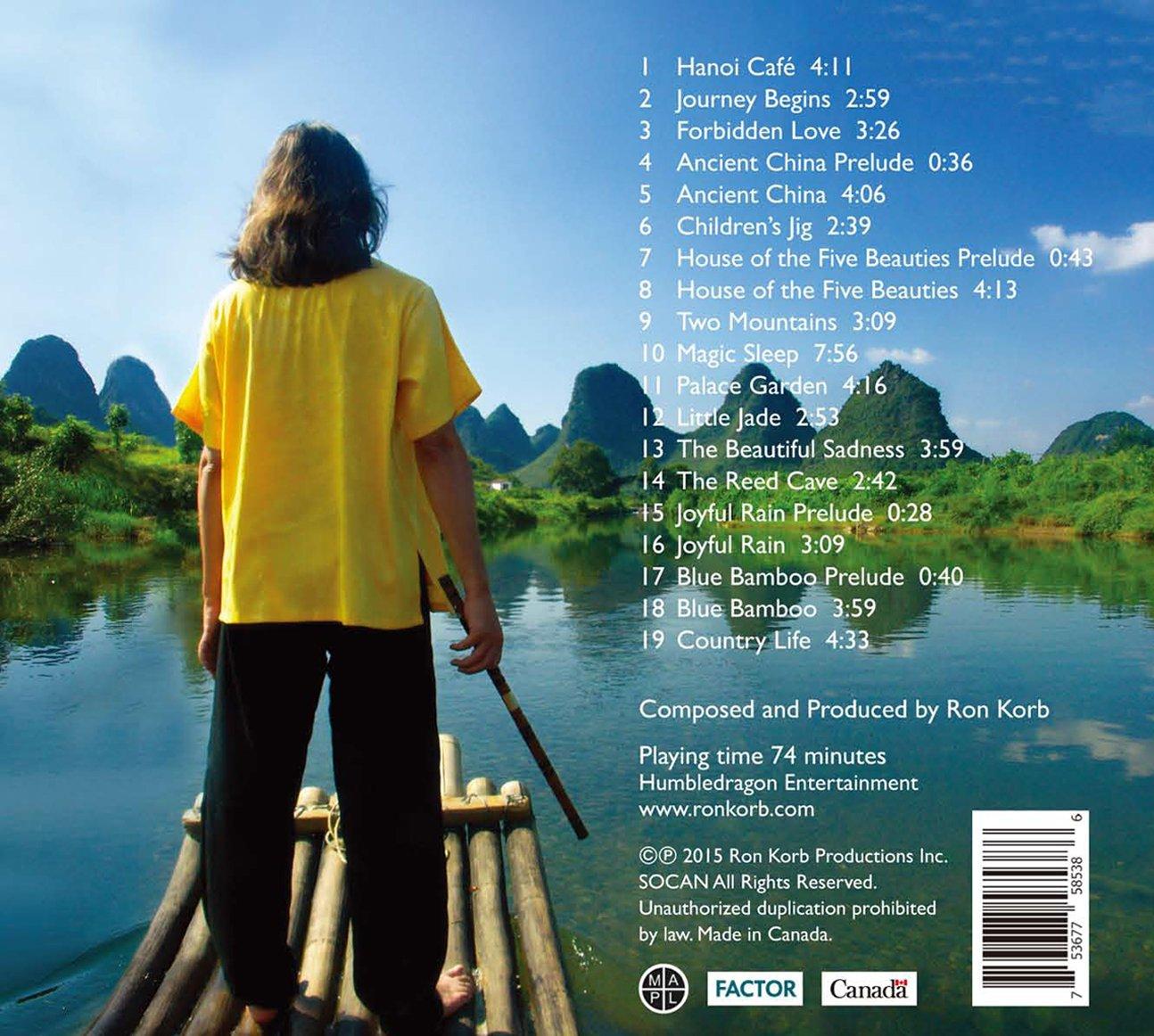 Asia Beauty: Ron Korb: Amazon.es: Música