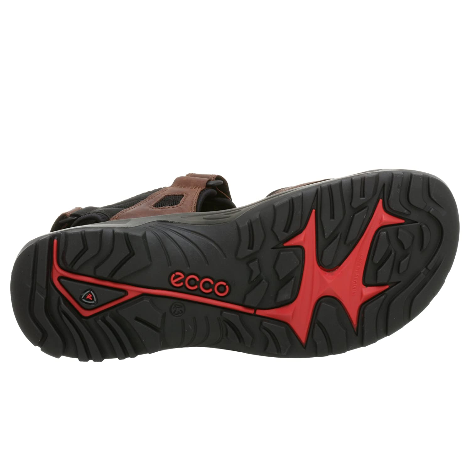 1753e7195ad Ecco Mens Yucatan Sandal  Amazon.ca  Shoes   Handbags