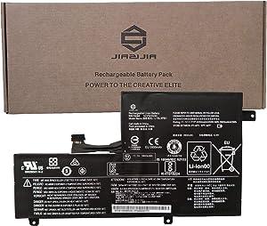 JIAZIJIA L15L3PB1 Laptop Battery Replacement for Lenovo Chromebook S330 C330 N22 N22-10 N22-20 N23 N42 N42-20 Series Notebook L15M3PB1 Black 11.1V 45Wh 4050mAh
