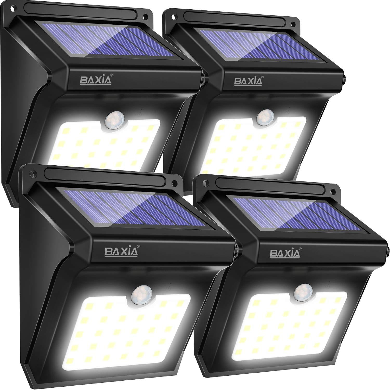 Lampade Solari Da Giardino Amazon.I Piu Votati Nella Categoria Luci Solari Da Esterni