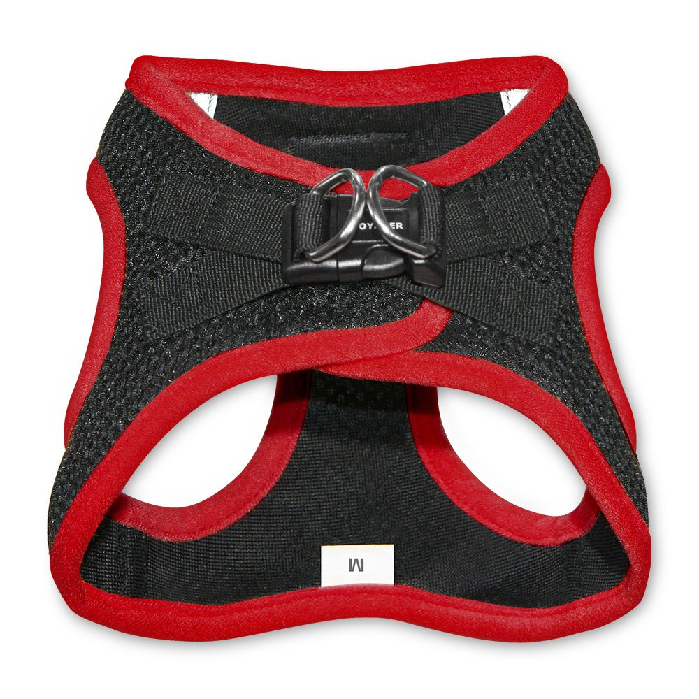 Step In Vest Harness for Small and Medium Dogs by Best Pet Supplies Voyager Step-In Air Dog Harness All Weather Mesh