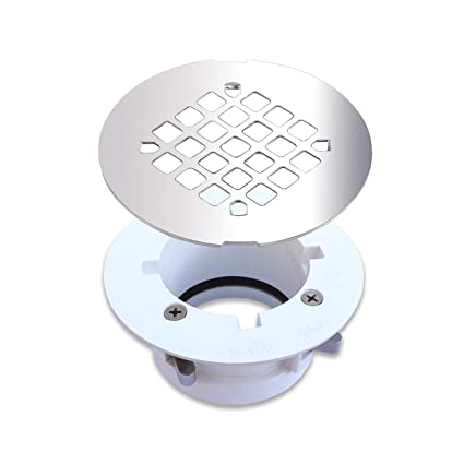Wingtite Pro Series Shower Drain Builders Model For New