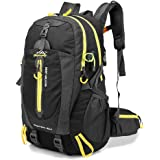 Lixada 40L Travel Backpack Water Resistant Camping Hiking Laptop Daypack Trekking Climbing Bags for Men Women