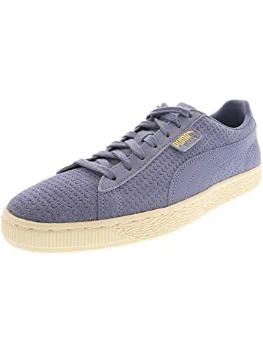 on sale f4a7b 26f34 PUMA Men's Suede Classic Perforation Ankle-High Fashion Sneaker