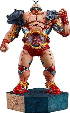 Teenage Mutant Ninja Turtles Krang Polystone Figura: Amazon ...
