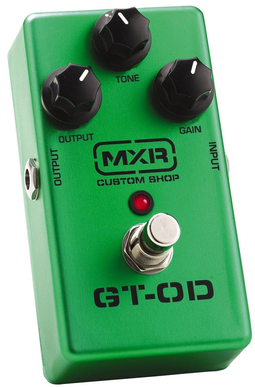 MXR M-193 GT-OD Overdrive Effektpedal Jim Dunlop CSP21