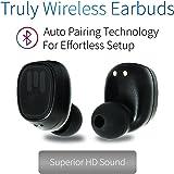 Remixd True Wireless Bluetooth Earbuds   Bluetooth Wireless Earbuds   Bluetooth Earbuds with Charging Case