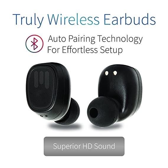 105bcf3c9f0 Image Unavailable. Image not available for. Color: Remixd True Wireless  Bluetooth Earbuds ...