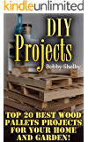 DIY Projects: Top 20 Best Wood Pallets Projects For Your Home And Garden!