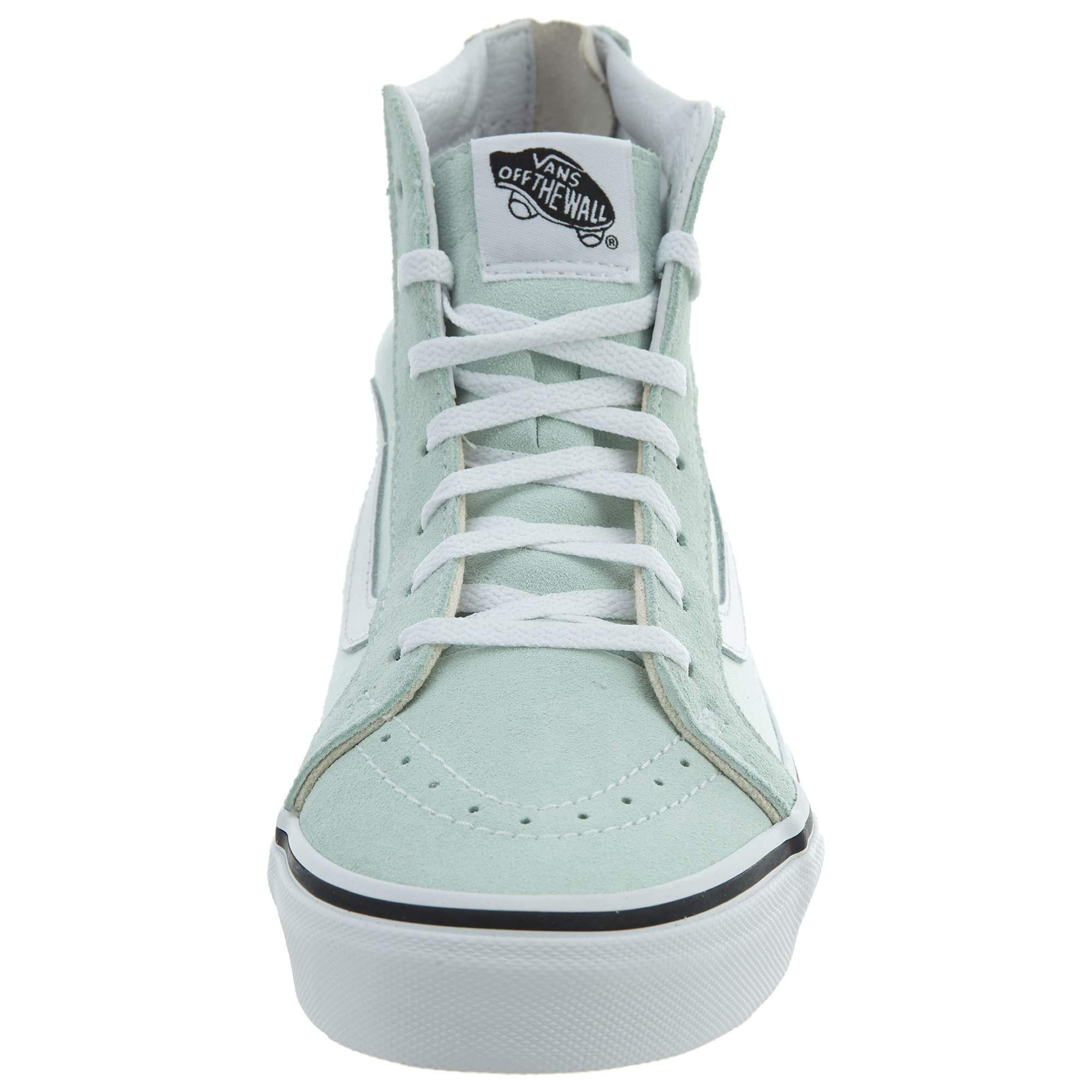 Vans Sk8-Hi Zip Preschool Skateboarding Shoe Big Kids Style : VN0A3276-QQ5 Size : 3
