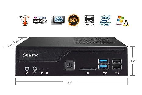 Amazon.com: Shuttle DH310V2: Computers & Accessories