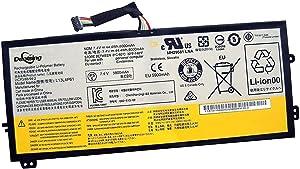 Dentsing L13L4P61 (7.4V 44.4Wh/5900mAh) Laptop Battery Compatible with Lenovo Edge 15 80H1 Series Notebook L13S4P61 L13M4P61 2ICP3/86/94-2