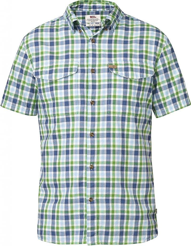 Fjällräven Övik Övik Fjällräven Shirt SS Comfort Fit 83 rot 6ff2f6