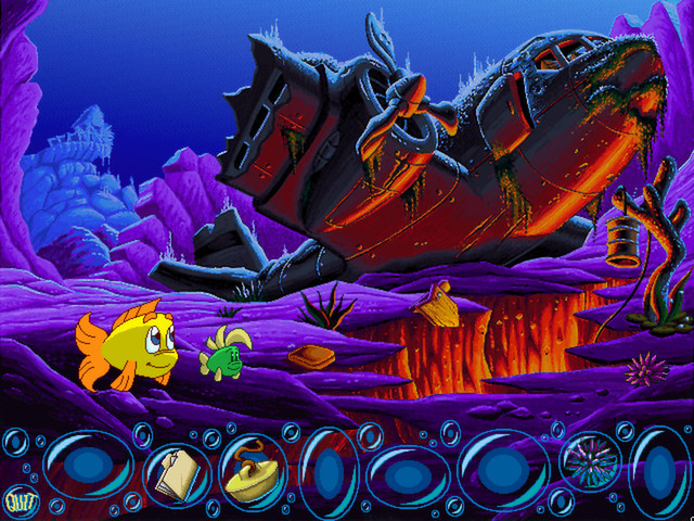 Humongous holiday pack online game code for Freddi fish online