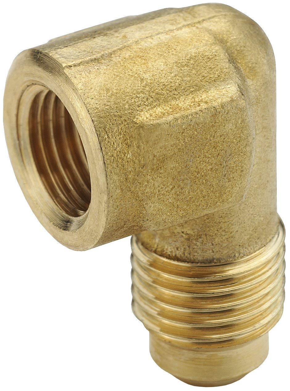 Dixon 150F-4-4 Brass SAE 45/° Fem Elbow Flare Ftg 1//4 Tube /& Pipe 7//16-20 Strght