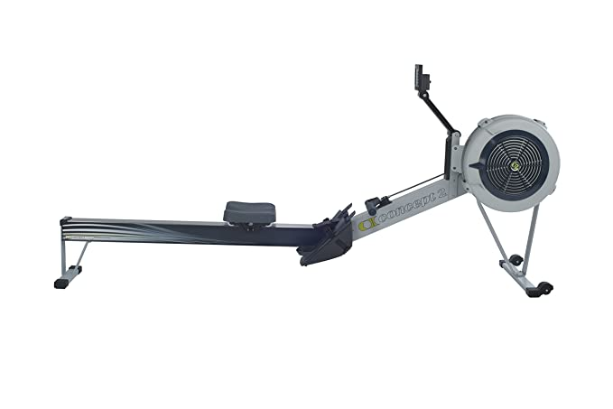 Concept 2 D Model rowing machine