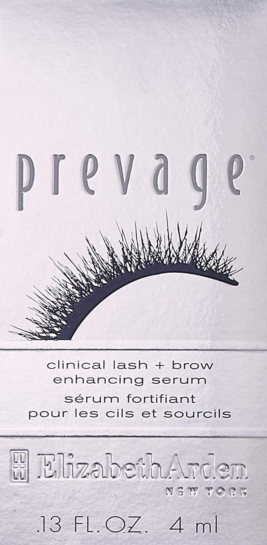 bfc42991290 Elizabeth Arden Prevage Clinical Lash & Brow Enhancing Serum 4ml:  Amazon.co.uk: Luxury Beauty