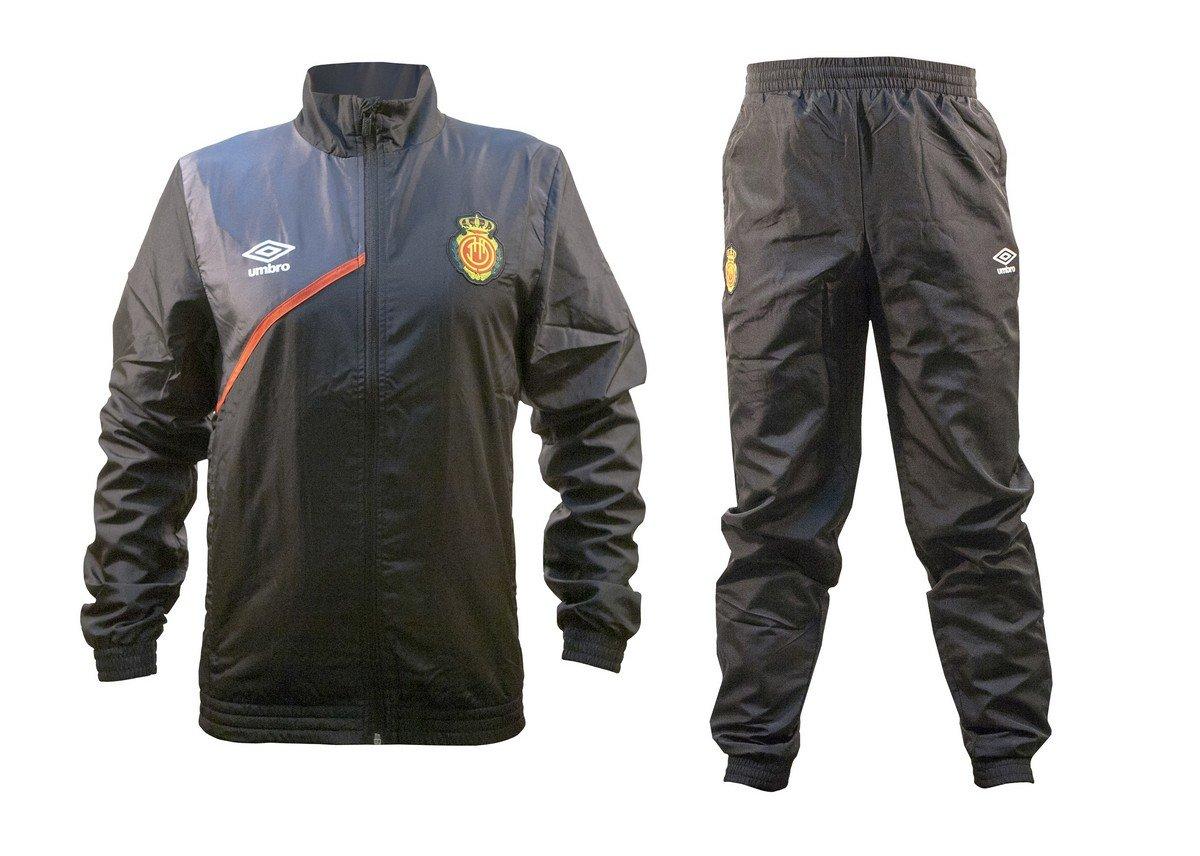 Umbro RCD Mallorca Training Woven Suit Chándal, Hombre, (Negro ...
