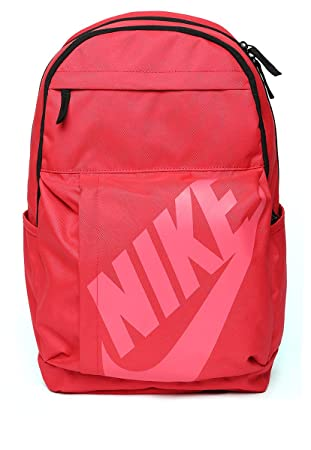 bf625e25ec1 NIKE NK ELMNTL BKPK TROPICAL PINK BLACK SEA CORAL  Amazon.de  Sport ...
