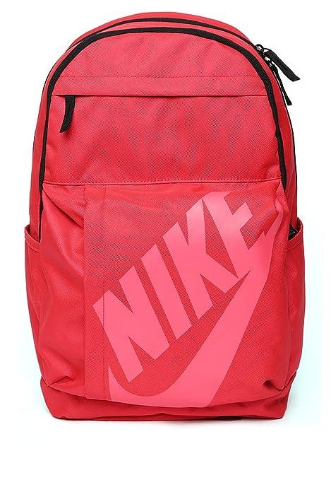 Mochila Nike - Sportswear Elemental rosa/negro/coral: Amazon.es: Equipaje