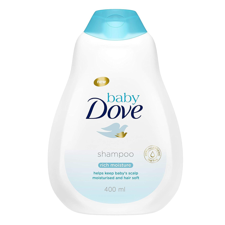 Baby Dove Rich Moisture Shampoo, 400 ml 108922103